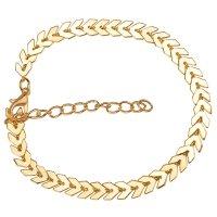 B755 - Bohemian simple wild arrow bracelet