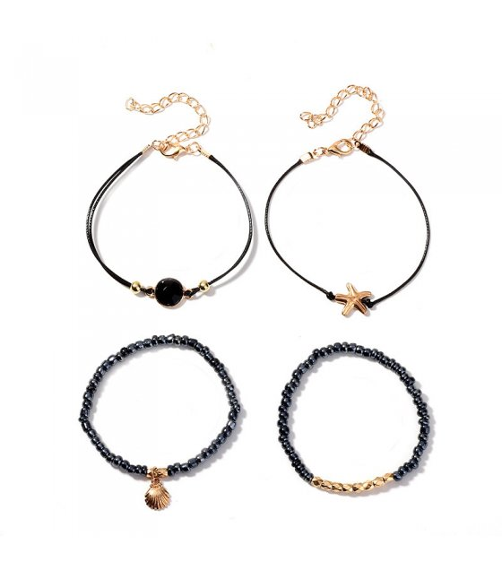 B770 - Round bead bracelet