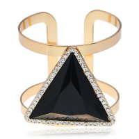 B792 - Metal Triangle Bracelet