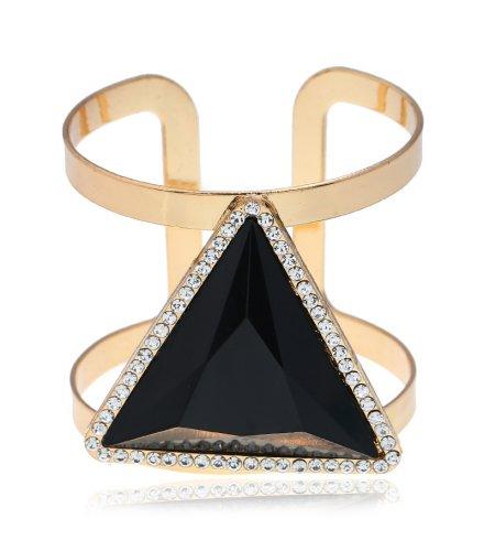 B792 - Metal Triangle Bracelet