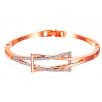 B803 - Geometric cross bracelet