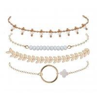 B817 - 4 four-piece bracelet