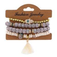 B822 - Fashion Evil Eye Charms Bracelets