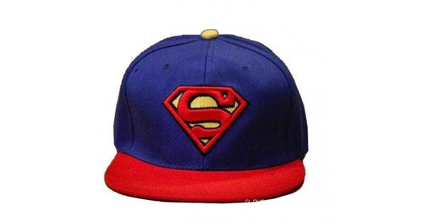 25414678cde CA010 - Blue Superman Cap