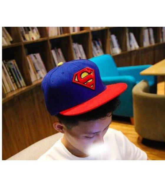 c67181071d7 CA010 - Blue Superman Cap CA010 - Blue Superman Cap