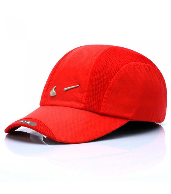 f6bd939db39 Red Nike sports cap