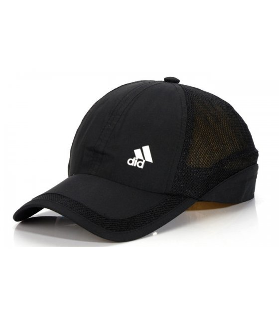 CA021 - Black Sports Cap