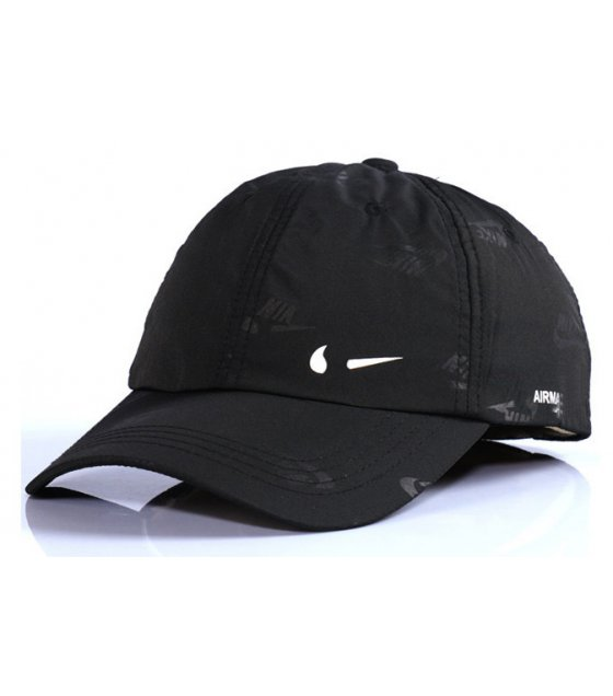 CA022 - Nike Airmax Black Cap