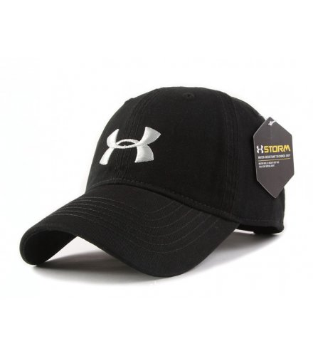 CA024 - Under Armour Storm Black Cap