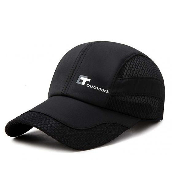 CA042 - Stylish Black Cap