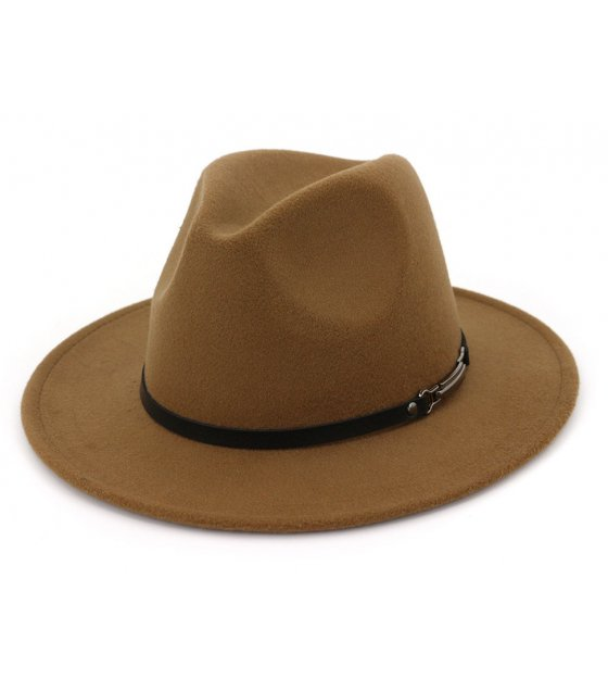 CA056 - Ranger Fedora Hat