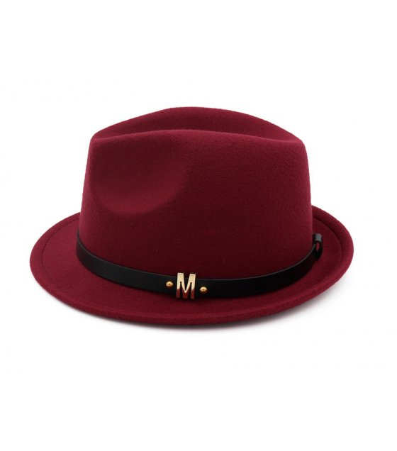 CA059 - Ranger Fedora Hat