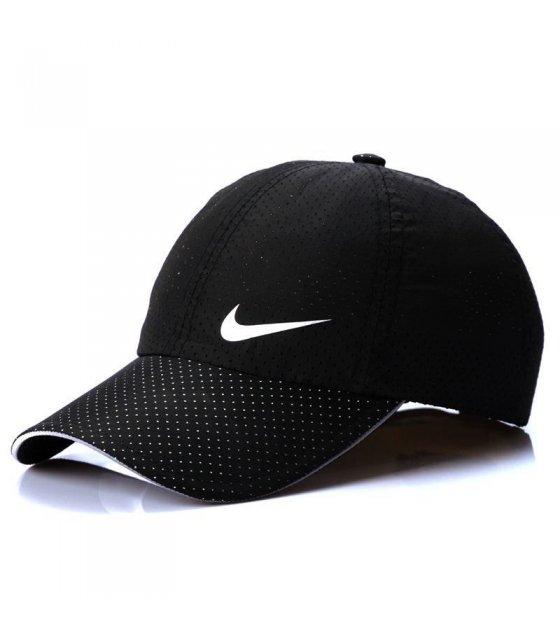 CA012 - Nike Black Sports Cap