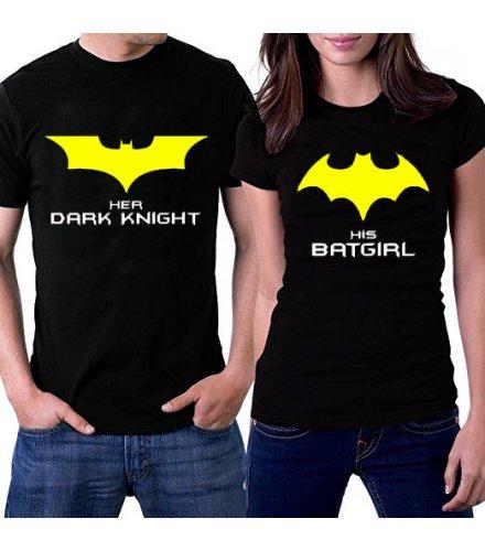 CT006 - BATMAN Couple Tshirt
