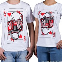 CT007 - King Matching Couple Shirts