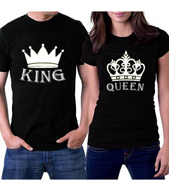 CT008 - King Couple T-shirts