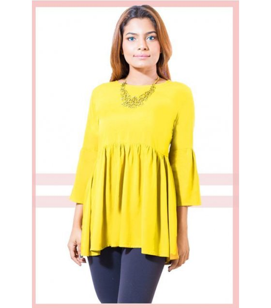 LIL04M - Bell Sleeve Top