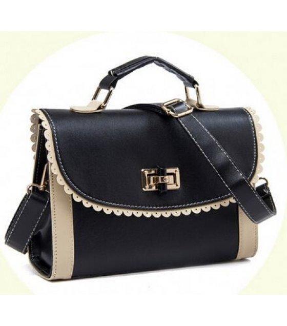 CL136 - Black Designer Wear Clutcher