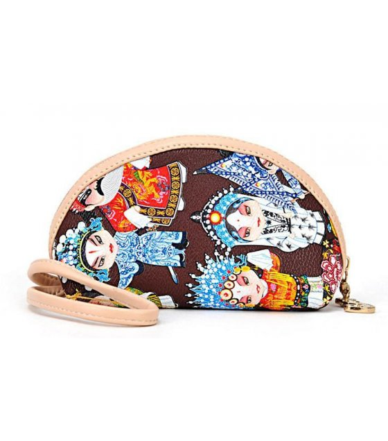 CL144 - Ethnic Face pack mini purse