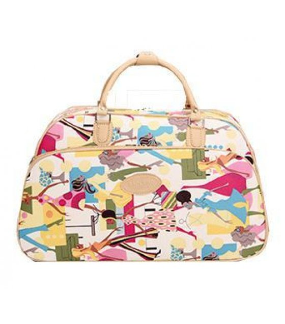 CL202 - Classic Trendy 3D print Side Bag
