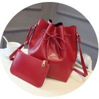 CL277 - Simple Red Clutch Set