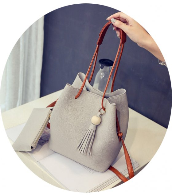 CL280 - Elegant Grey Clutches Set
