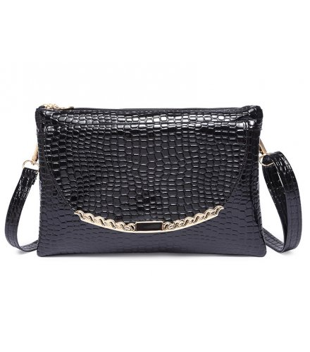 CL292 - Tone crocodile pattern bag shoulder