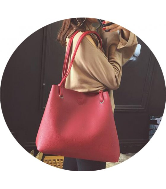 CL326 - Casual Red Bag