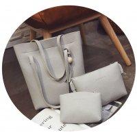 CL339 - Handbag tassel bucket bag