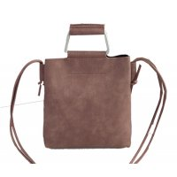 CL370 - Iron bucket bucket diagonal shoulder bag