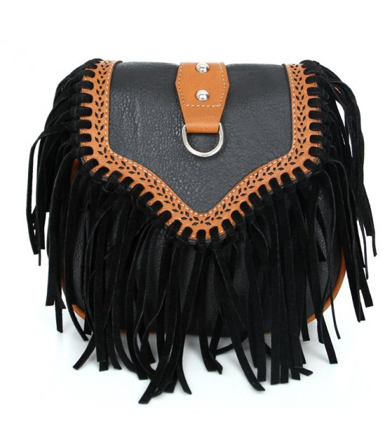 CL372 - Bohemian tassel Messenger bag