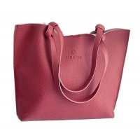 CL403 - Korean fashion PU two-piece bag purse