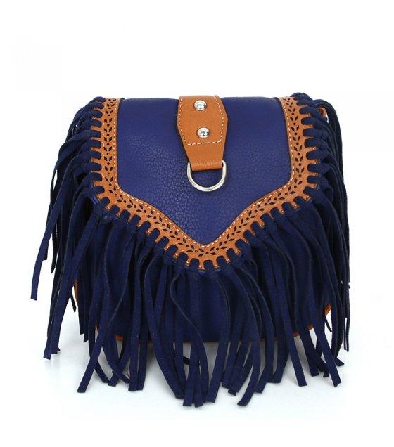 CL406 - Bohemian tassel Messenger bag