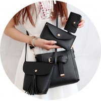 CL426 - Casual four-piece Shoulder Bag
