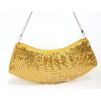 CL453 - Luxury aluminum small bag