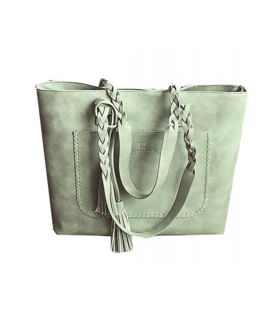 CL467 - Tassel Messenger Bag