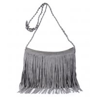 CL469 - Matte tassel bag