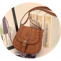 CL480 - Hollow Shoulder Bag