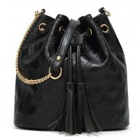CL488 - Korean tassel bucket bag