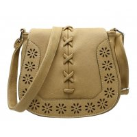 CL496 - Hollow Carved Women's Bag