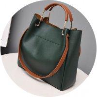 CL499 - Retro Korean Shoulder Bag