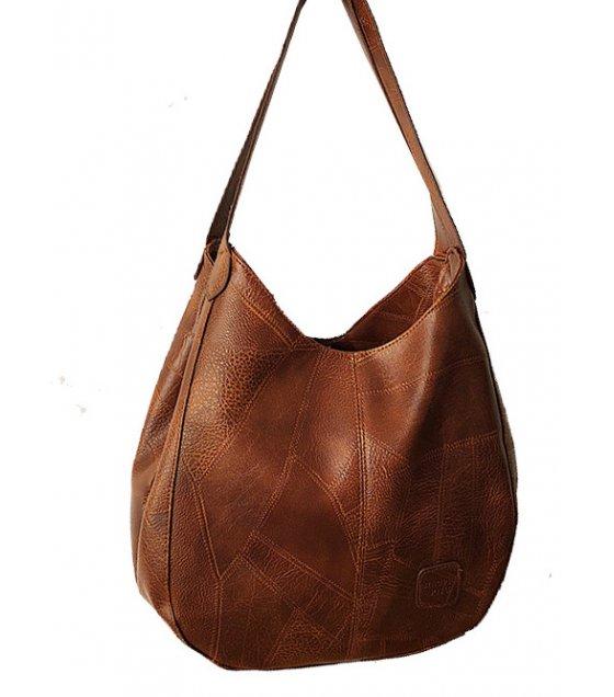 CL516 - Simple Korean Shoulder Bag