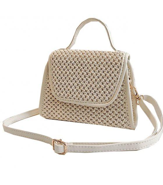 CL533 - Clam-shell Design Clutch Bag