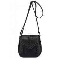 CL552 - Retro Style Woven Women's Handbag