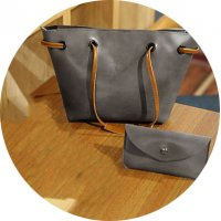 CL593 - Retro Shoulder Bag Set