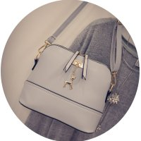 CL609 - Tassel Messenger Bag