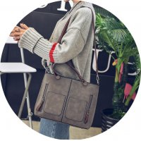 CL613 - Retro Shoulder Bag