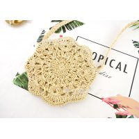 CL617 - Straw woven bag