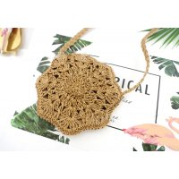 CL618 - Straw woven bag