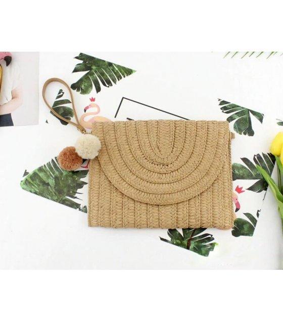 CL620 - Woven Messenger Bag